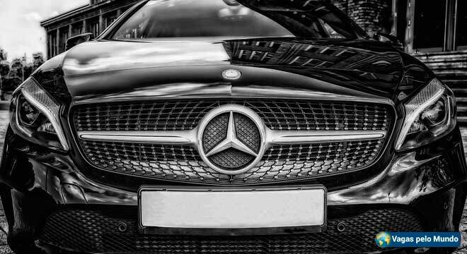 Vagas na Mercedes