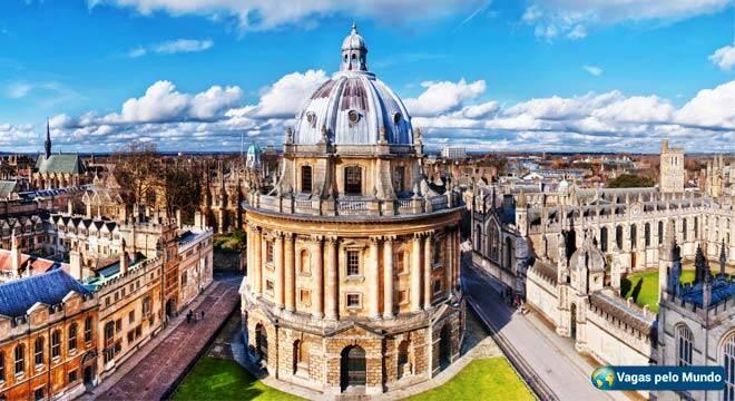 Bolsas de estudo na Inglaterra