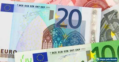 Enviar dinheiro exterior