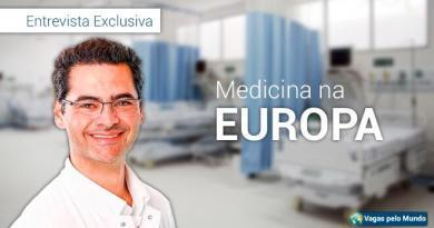 Médico brasileiro chega ao posto médico mais alto da França