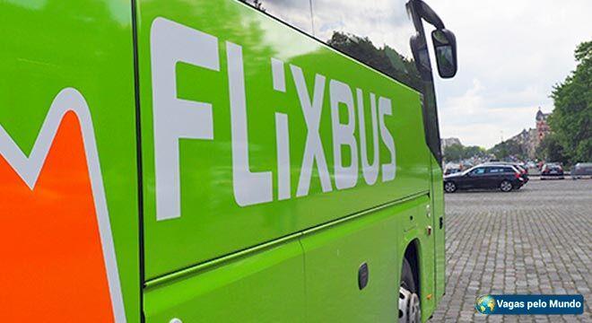 Viagem de ônibus low cost na Europa