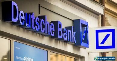 vagas no Deutsche Bank