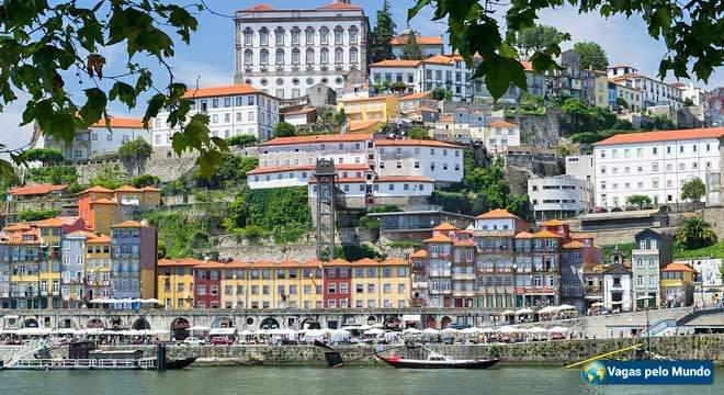 Vagas em Portugal