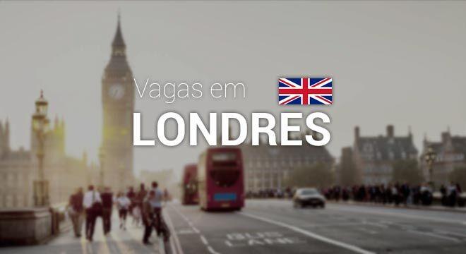 Vagas para profissionais de marketing em Londres