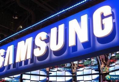 Samsung tem 2.705 vagas de emprego abertas