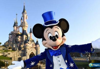 Vagas abertas na Disneyland Paris
