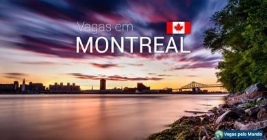 Vagas no Canadá