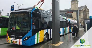 Transportes públicos Luxemburgo