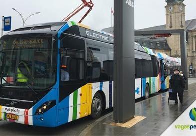 Transportes públicos grátis: Luxemburgo disse sim