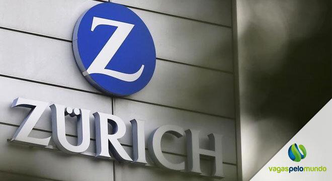 Vagas na Zurich