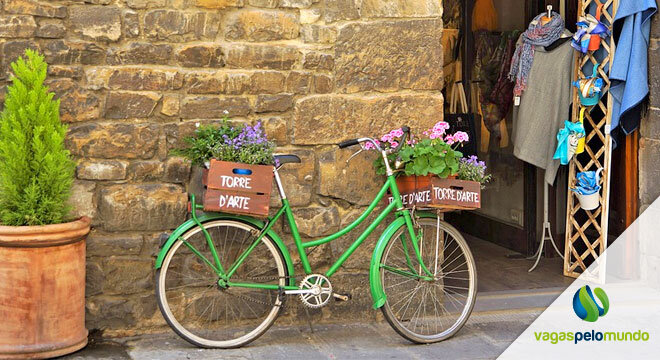 Bicicleta na Italia