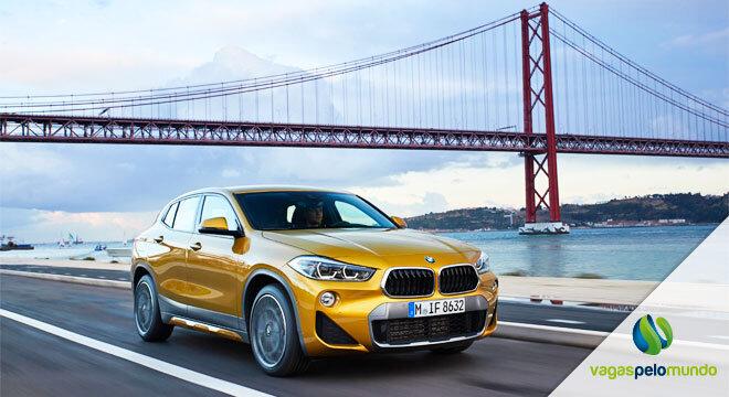Vagas Portugal BMW