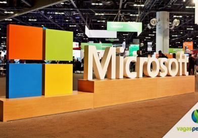 Vagas na Microsoft para quem fala português