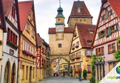 Vagas na Alemanha, país europeu tem mais de 1 milhão de oportunidades