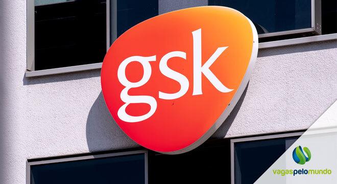 Indústria farmacêutica GSK está contratando na Alemanha, Reino Unido e Polônia