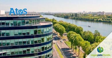Empresa de tecnologia Atos está contratando profissionais para trabalhar na Europa