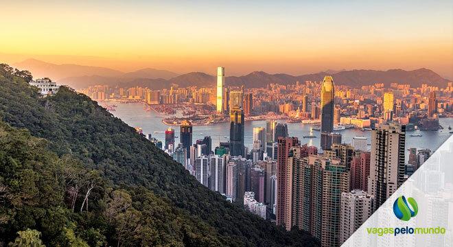 Morar em Hong Kong