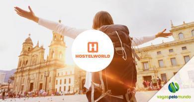 Vagas Hostelworld