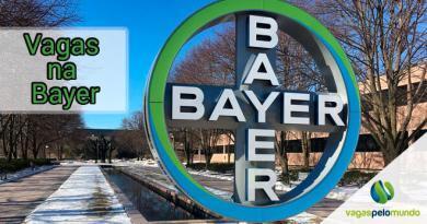 Vagas na Bayer