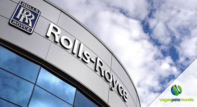 Vagas Rolls Royce