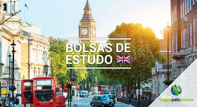 Bolsa de estudo em Londres