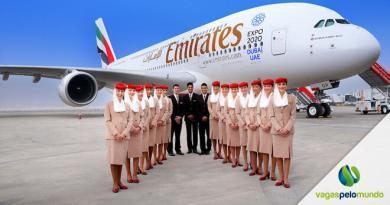 vagas Emirates Portugal