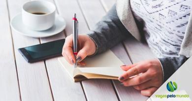 como escrever carta de motivação