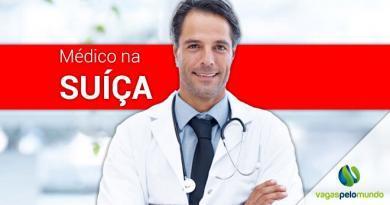 Médico na Suíça