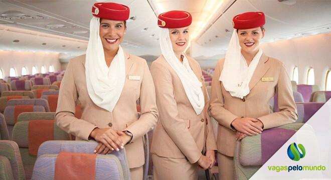 Vagas Emirates