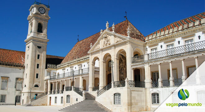 Bolsas de investigação em Coimbra