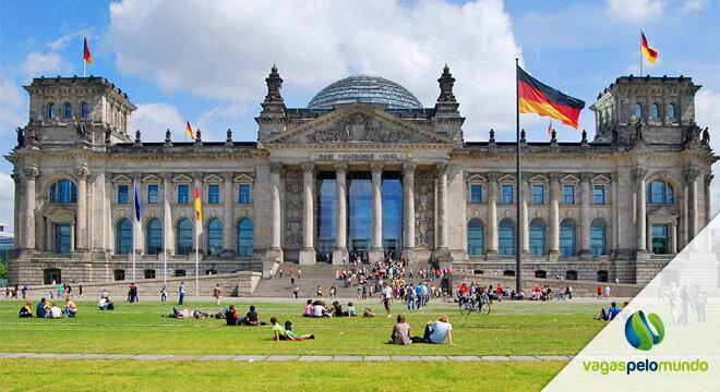 Bolsas de estudos na Alemanha