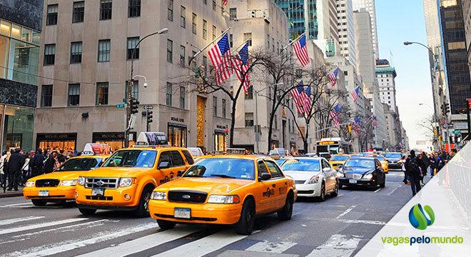 Vagas em Nova York