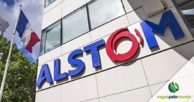 Vagas na Alstom