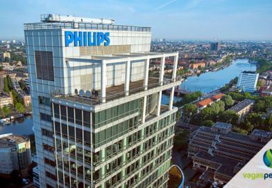 Vagas na Philips para trabalhar na Europa e no Brasil