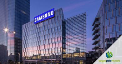 vagas na Samsung