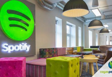 Spotify está recrutando no Brasil, EUA, Inglaterra e Suécia