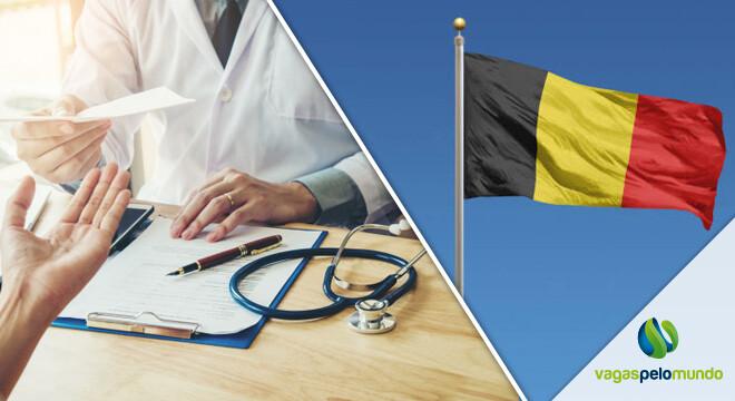 Médico na Belgica