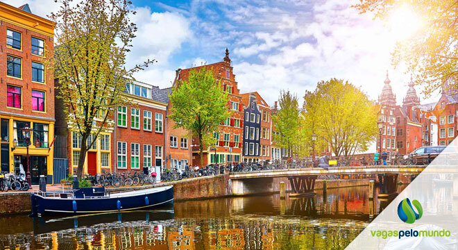 Vagas em Amsterda