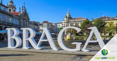 Vagas em Braga