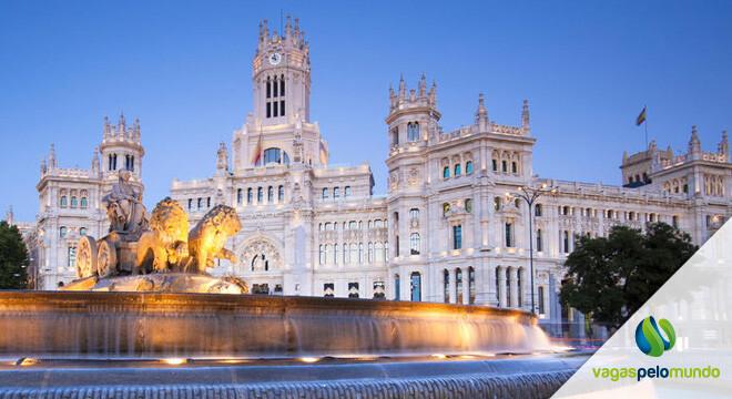 Vagas na Espanha