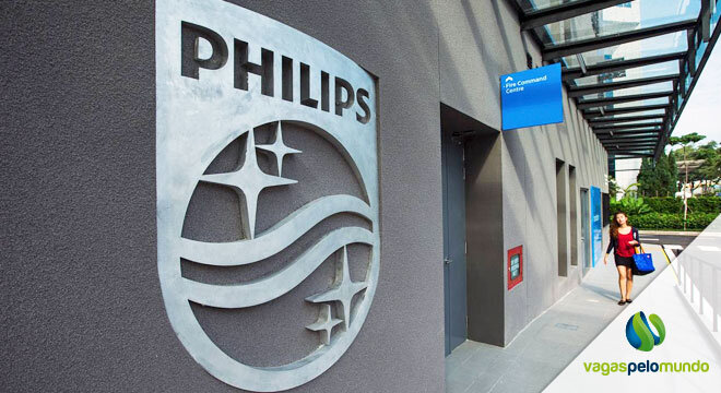 Vagas na Philips