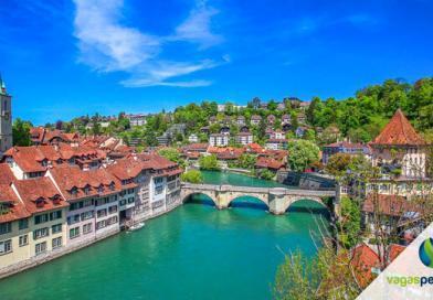 Vagas na Suíça, país tem 175 mil postos de trabalho