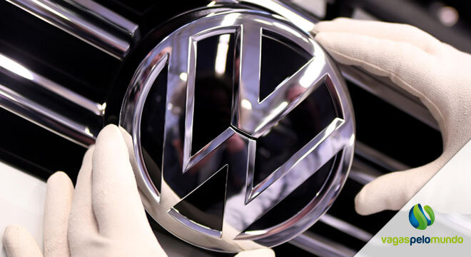 Vagas na Volkswagen