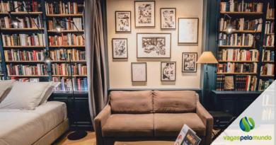 Viagem dos sonhos? Saiba como se hospedar em uma livraria em Paris