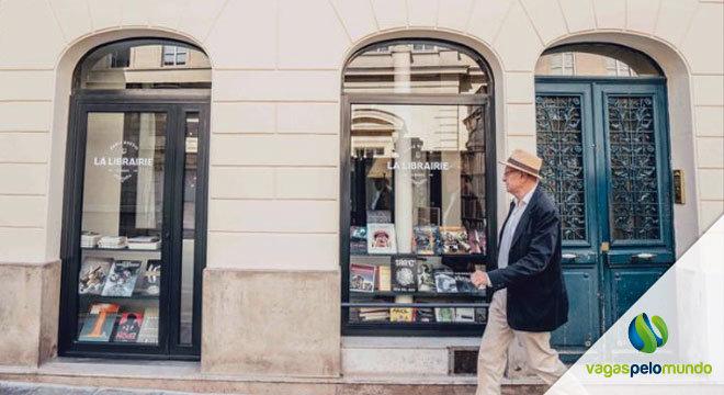 La Librarie em Paris