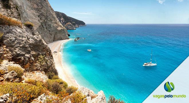Ilha grega quer atrair novos moradores