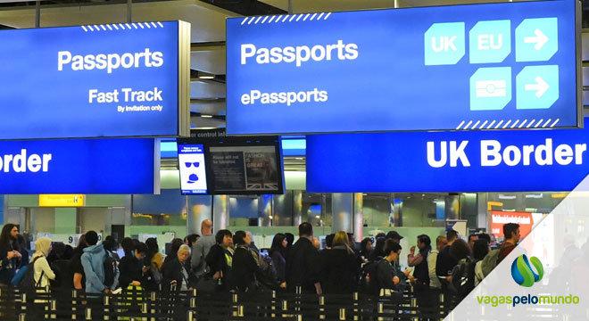 Imigração Reino Unido