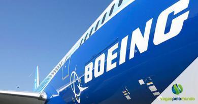 Vagas na Boeing