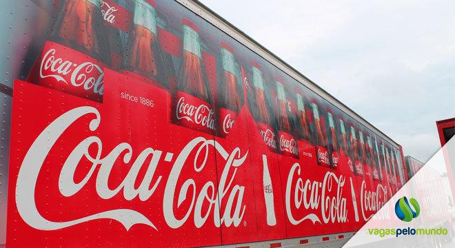 Vagas na Coca-Cola