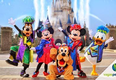 Vagas na Disney, mais de 1.700 oportunidades de trabalho